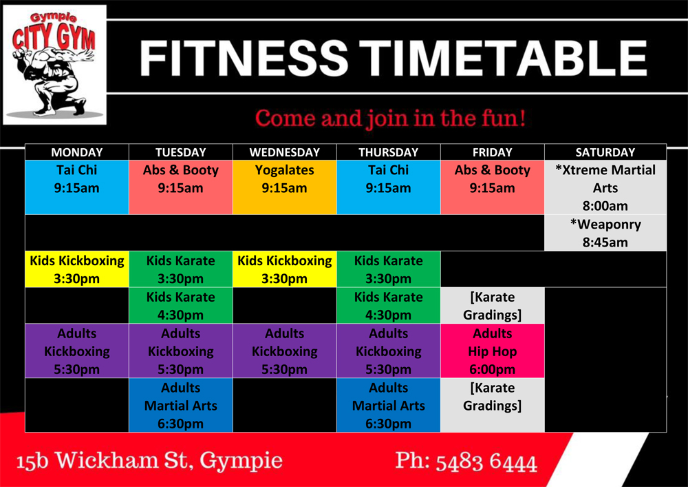 feb-timetable